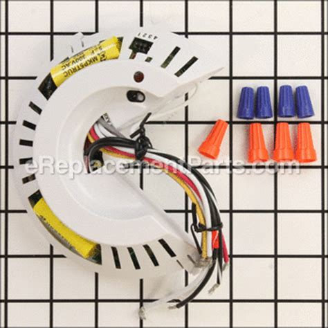 hunter fan part 85112 04 receiver w rev dimming 8548301000 for hunter hvac