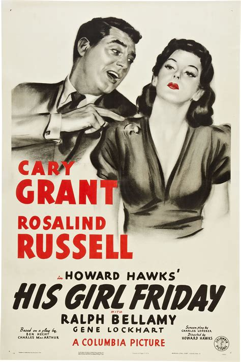 themes in his girl friday cineblog net 187 blog archive 187 0141 las mejores