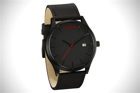 black out 21 best all black watches for hiconsumption