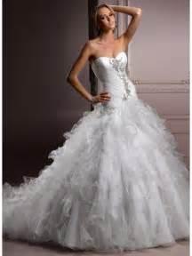 pretty wedding dresses beautiful princess wedding dress the for a