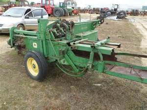 salvaged john deere 14t hay equipment for used parts eq