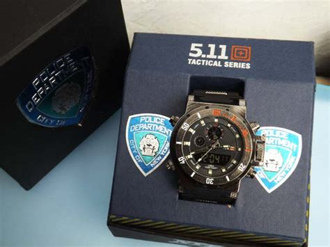 Tactical 5 11 Nypd Hitam jam tangan 511 tactical nypd jual jam tangan 511 tactical