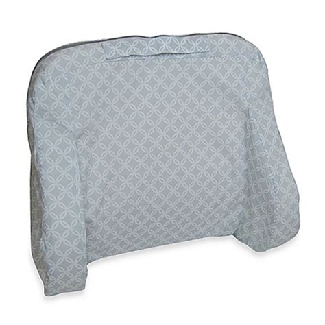 pregnancy pillow bed bath and beyond buy boppy 174 pregnancy back rest in silver rings from bed