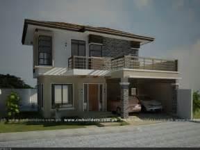 zen home design philippines modern zen house design cm builders