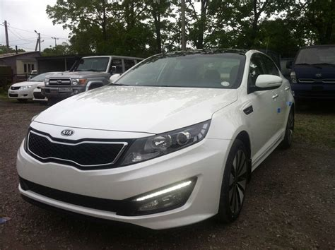 Kia Optima 2012 Used Used 2012 Kia Optima Photos 2400cc Gasoline Ff