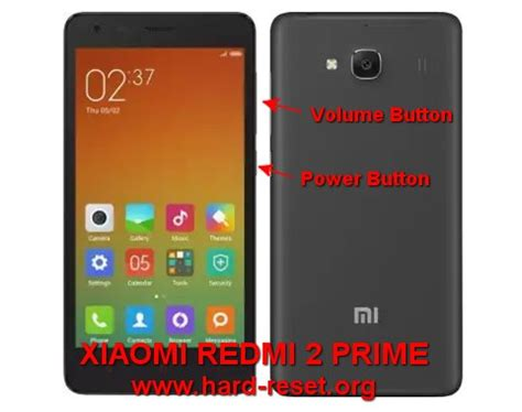 format xiaomi how to easily master format xiaomi redmi 2 prime with