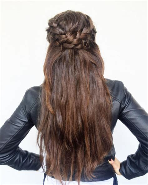 half up half down hairstyles tumblr dutch braid tutorial tumblr