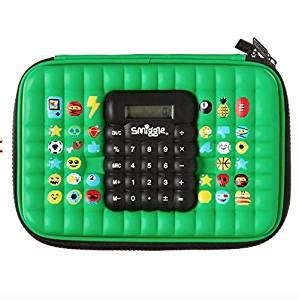 Smiggle Work It Out Hardtop Pencil Pink smiggle work it out hardtop pencil green co uk office products