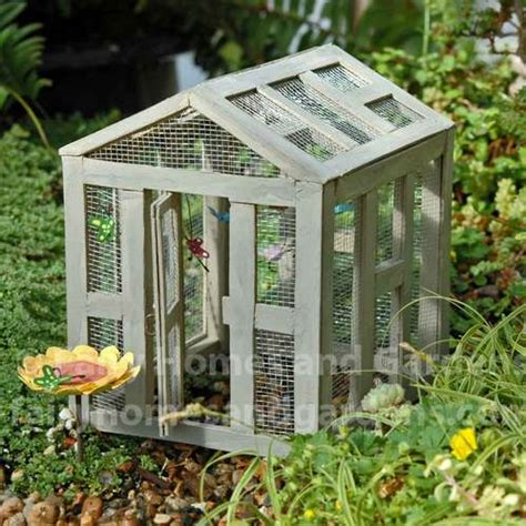 butterfly houses fairy butterfly house fairy garden accessories