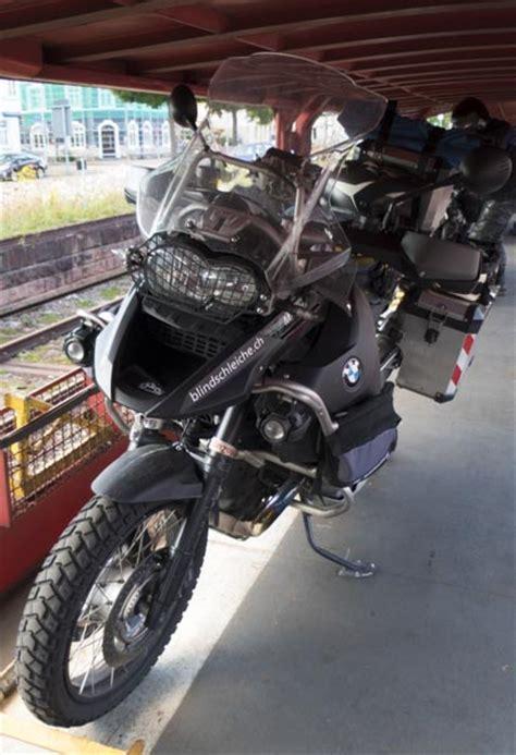 Motorradtransport Hamburg by Blindschleiche Ch Motorradreisender