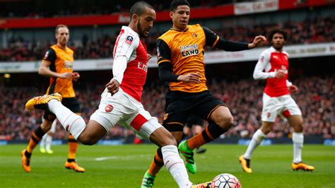 match report hull city vs arsenal 08 mar 2016