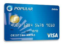 tarjeta visa banco popular payrunlay mp3