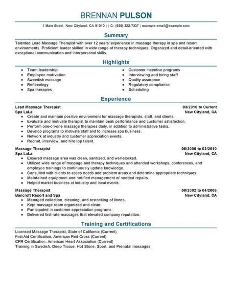 therapist resume 301 moved permanently
