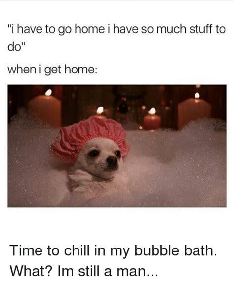 bubble bath memes