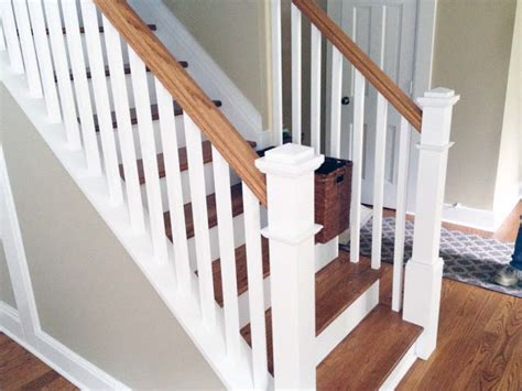 banister installation what you need to do when diy stair railings installation