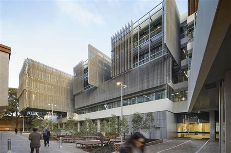 Melbourne School of Design unveiled   ArchitectureAU