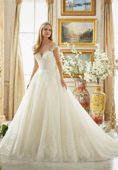 mori 2889 wedding dress madamebridal