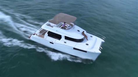 catamaran yacht price catamaran motor yacht youtube