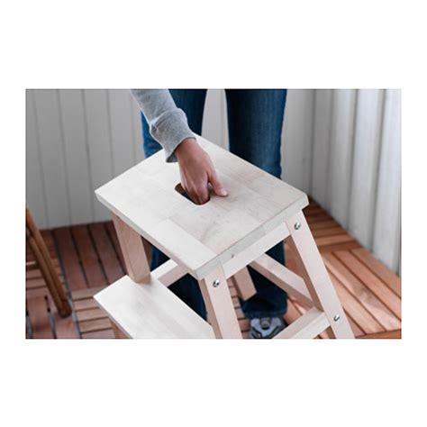 ikea step bekv 196 m step stool birch 50 cm ikea