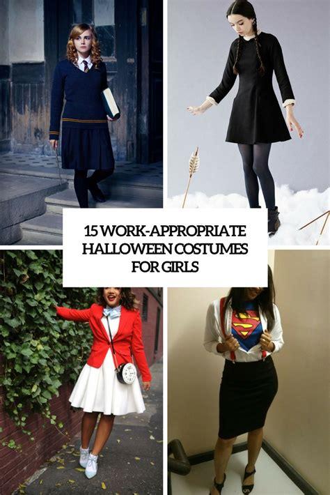 work  halloween costumes  girls styleoholic