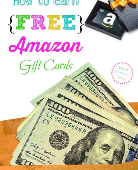 How To Earn Free Amazon Gift Cards - making extra money 3 3 what mommy does