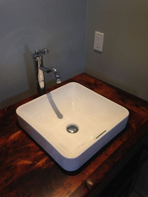 drop in bathroom sink installation how to install an undermount sink jaytech plumbing