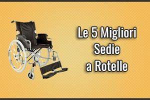 sedie a rotelle pieghevoli leggere le 5 migliori sedie ergonomiche opinioni recensioni
