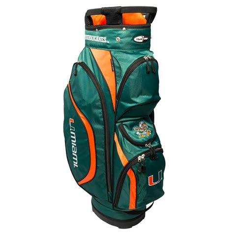 club house miami miami clubhouse cart bag team golf usa