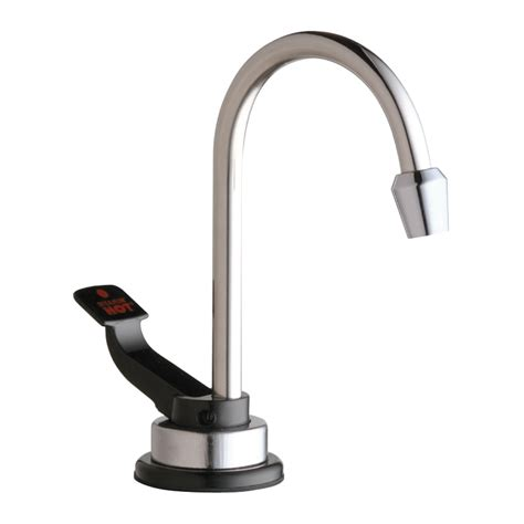 Review Of Kitchen Faucets by Insinkerator Hot1 Instant Water Dispenser Polished