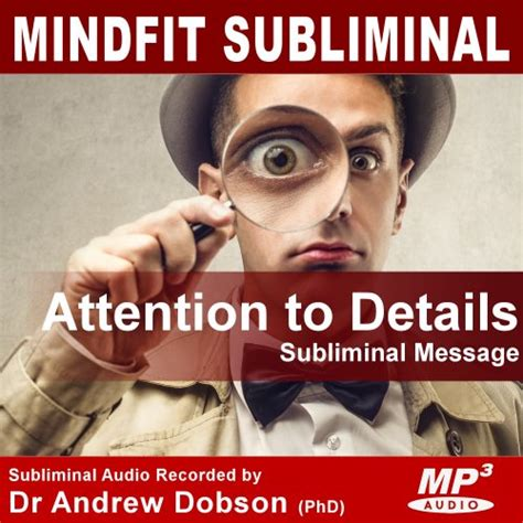 download mp3 attention attention to detail subliminal message mp3 6 95 mindfit