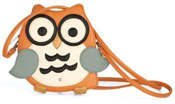 owl shoulder bag 8 fun and fashionable novelty handbags