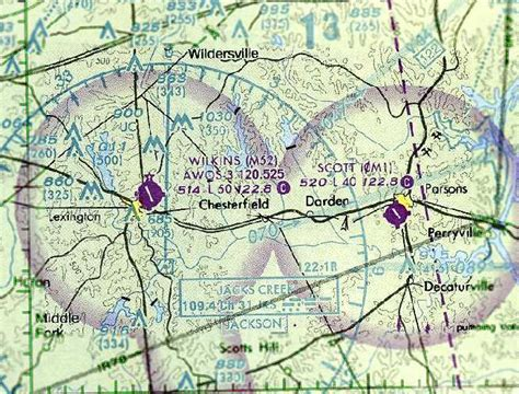 memphis sectional chart abandoned little known airfields western tennessee