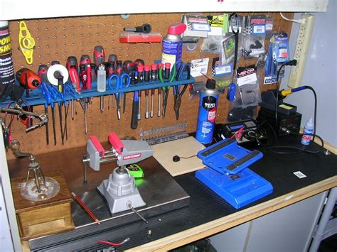 hobby bench rc cars 87 best workbench images on pinterest workshop counter