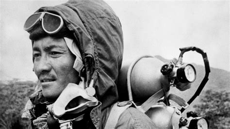 the conquest of everest original photographs from the legendary first ascent 60 years since everest climb itv news