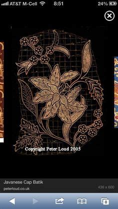 peter tattoo bandung quot javanese ornament quot an ornamental drawing by indonesian