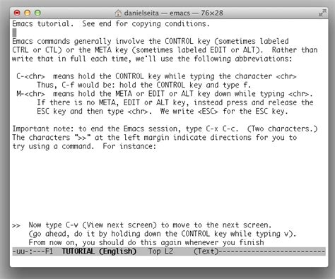 Emacs Tutorial Github   quickly learn emacs and vim
