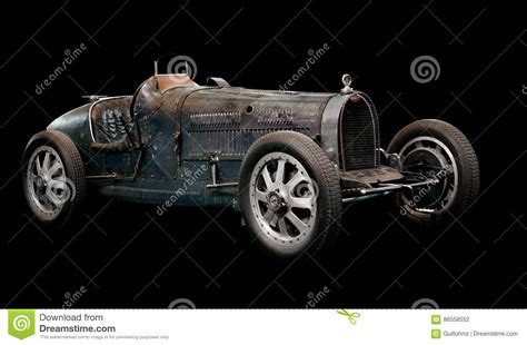 vintage bugatti race car bugatti vintage race car editorial photography image of