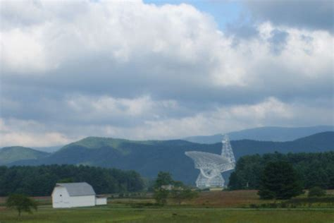 Green Bank L by Green Bank Telescope National Radio Astronomy
