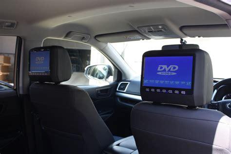 Toyota Headrest Dvd Kluger 2015 9 Quot Headrest Dvd Players Creative Installations