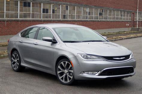 Chrysler Official Website by Official Chrysler 200 Awd Epa Rating