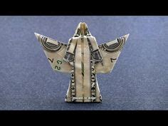 Frog Money Origami Animal Reptile Made Of Real Dollar Bills - tree frog money origami dollar bill treefrog animal