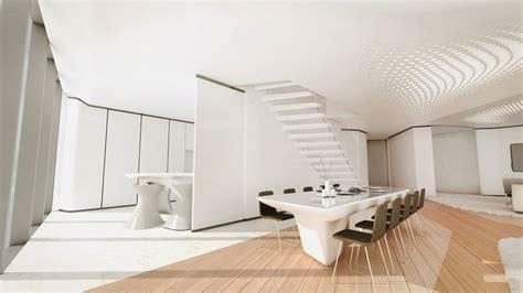 zaha hadid interior zaha hadid designs interiors for dubai s opus office tower