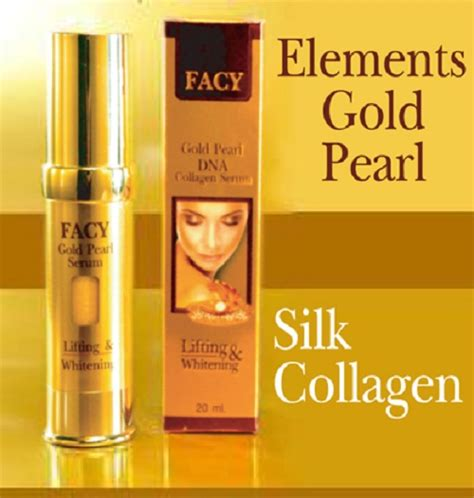 Dynasty Collagen Drink facy gold pearl dna collagen serum lifting whitening
