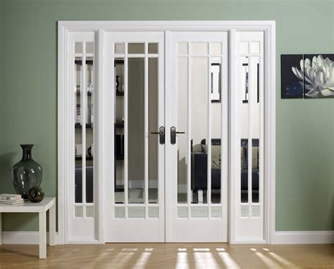 Interior Door Glass Panels Sliding Doors With Frosted Glass