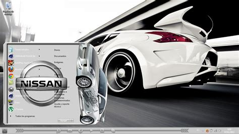 themes for windows 7 nissan gtr new theme nissan for windows seven by brasileno2010 on