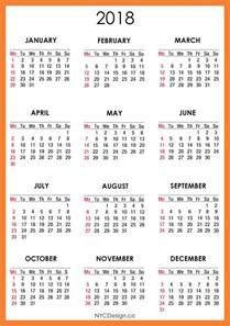 2018 Calendar Same As Related Keywords Suggestions For 2013 2018 Printable