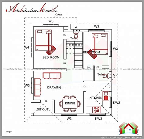 kerala house design below 1000 square feet house plan fresh house plans below 1000 sq ft kerala