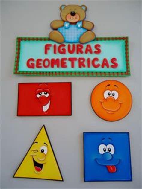 figuras geometricas foami www unpocodetodo org cartel bienvenidos de buhos