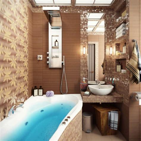 Kleines Badezimmer Schön Gestalten by Badezimmer Mit Mosaik Gestalten 48 Ideen Archzine Net