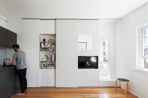 micro apartment minimalist inner city micro apartment with smart